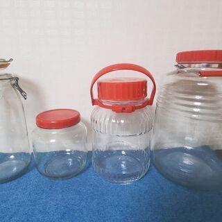 ガラス保存容器