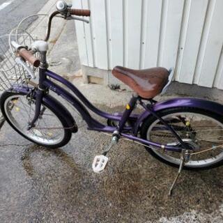 子供用自転車 18インチ お譲りします