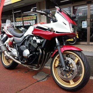 NO.3776 CB400スーパーボルドール 水冷4サイクル16...