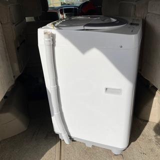 シャープ洗濯機⭐︎美品⭐︎取り引き中です!