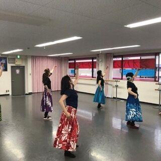 フラダンス教室 一緒にフラを楽しみませんか♪春の習い事キャンペー...