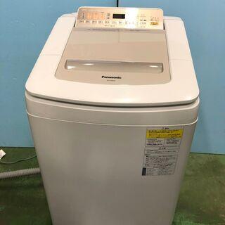 Panasonic パナソニック 洗濯機 8.0kg /乾燥4....