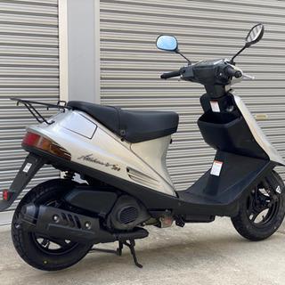 アドレスV100 CE13A 2スト タイヤ エアクリーナ プラ...