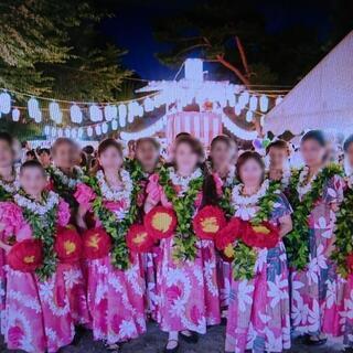 町田・フラダンス・サークル「レイアロハ」会員募集中です!