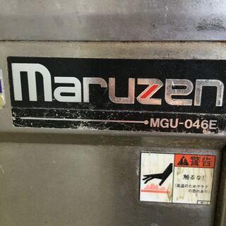マルゼン ゆで麺機 MGU-046E 中古 パスタ うどん釜 - 福井市