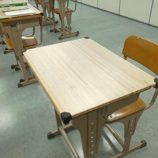 【学校の天板製作】お手伝い募集します。