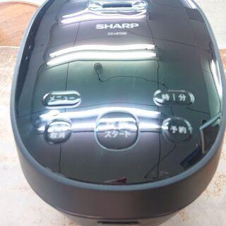 炊飯器 SHARP 3合炊き KS-HF05B-B IH シャー...