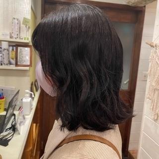 本日17日ヘアマニキュアモデル募集!