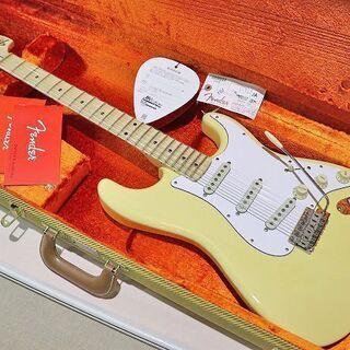 【苫小牧バナナ】極美品 Fender USA YNGWIE…