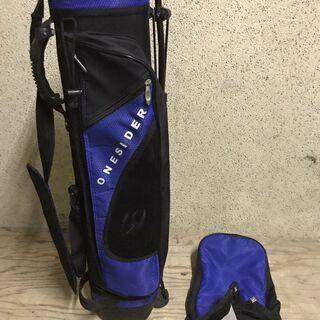 ONESIDER ワンサイダー キャディバッグ ゴルフバッグ スタンド付 - 東大阪市