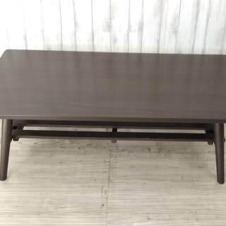 ニトリ 8760966 折り畳みテーブル ラポール タナ DBR