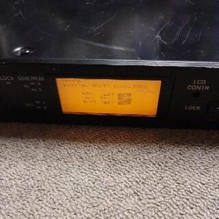 RAMSA WZ-DE45 取説付き 電源コード短い