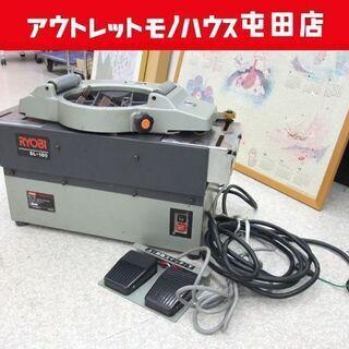 RYOBI/リョービ 180mm 小型超仕上カンナ フット…