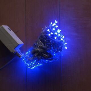 イルミネーター 屋外LEDライト 未使用品 値下げしましたの画像