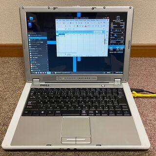 [中古] 軽量LinuxをインストールしたノートPC