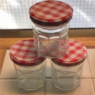ジャムの空き瓶 10個