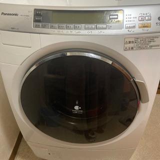 ドラム式洗濯機 【引き取り予定者決定】