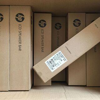 HP NQ576AT LCD Speaker Bar - パソコン