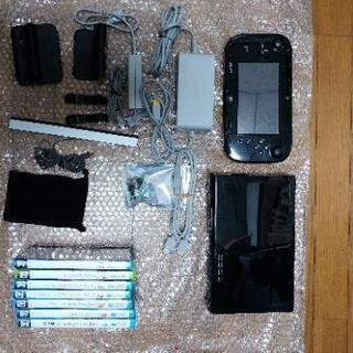 Nintendo Wii U WII U プレミアムセット&ソ...