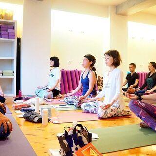 【6/11~】【インド政府公認校認定】ヨガ指導者養成講座:瞑想コース(1年間) - スポーツ
