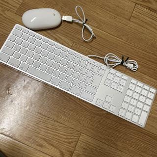 Apple キーボード マウス