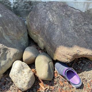 庭の残った石 - 売ります・あげます