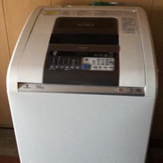 ♥️♥️♥️ 日立洗濯乾燥機BW一D9PV形❣️大阪市内配…