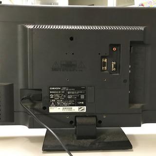 ORION 22型液晶テレビ