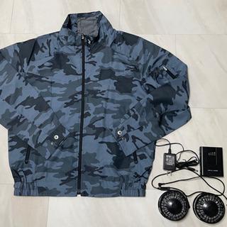 値下げしました⁉️空調服とファンとバッテリー全部まとめて15000円→13000円『上着は新品の未使用』です⁉️ − 愛知県