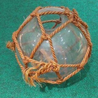 浮き玉の花瓶