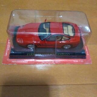 ミニカー フェラーリ 575