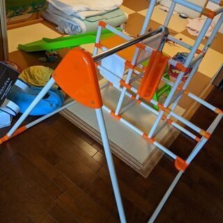 こども用室内用ジャングルジム おりたたみロングスロープ キッズパークSP − 愛知県