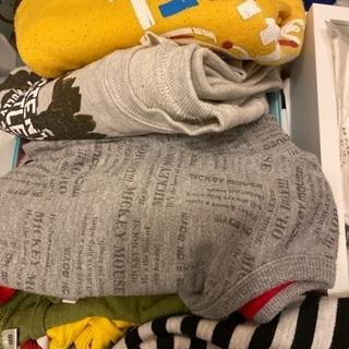 120男の子⭐︎お洋服、パジャマ肌着⭐︎お譲りできます⭐︎…