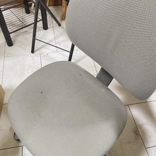 🎶至急処分!!オフィス椅子3個、早く受け取れる方限定!300円 - 家具