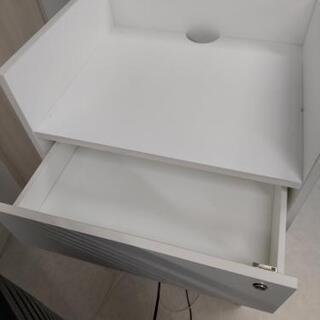 【オーダーメイド品】使いやすいカウンター収納棚 - 家具