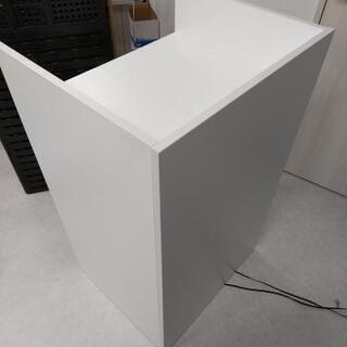 【オーダーメイド品】使いやすいカウンター収納棚 - 柏市