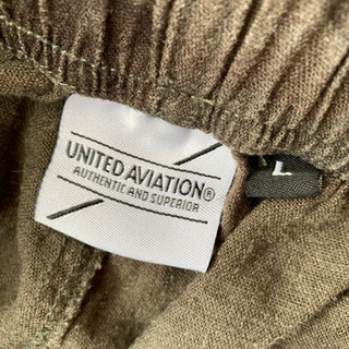 United Aviation L メンズ パンツ 迷彩柄 − 京都府