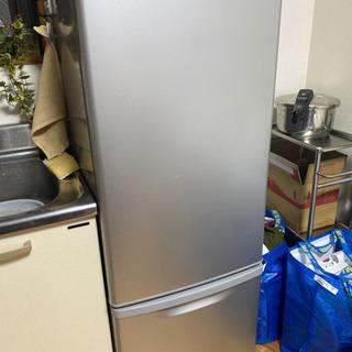 Panasonic 冷蔵冷凍庫 2ドア 16年式 【美品】