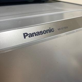 Panasonic 冷蔵冷凍庫 2ドア 16年式 【美品】 - 仙台市