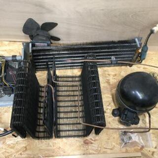 店舗什器 ジャンク 冷却ユニット 冷媒 R134a サンデ…