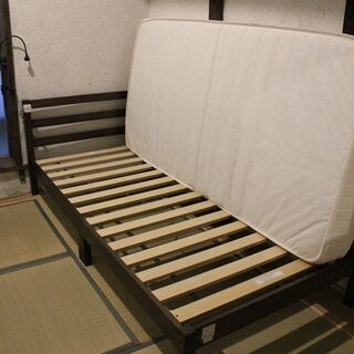 ニトリ シングル(ベッド・マットレスのセット)の画像