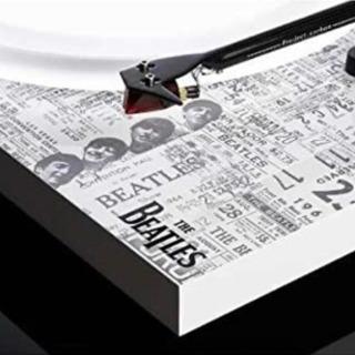 新品未使用 レア 1964 ビートルズ Pro-Ject レコードプレイヤー - 町田市