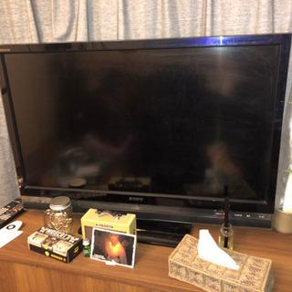 SONY 液晶テレビ 40x1の画像