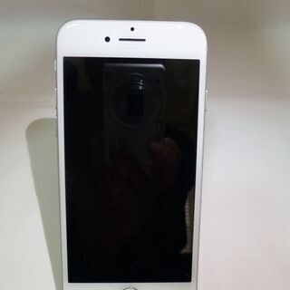 iPhone 7 128GB SIMフリー シルバー(美品…