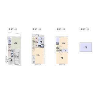 地下鉄小野駅から徒歩5分 格安で一軒家をお貸しします。 3…