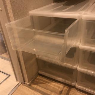 衣類収納ケース ニトリ - 家具
