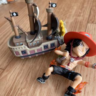 【ネット決済】ワンピース エース スペード海賊団