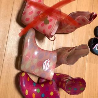【決定】女の子用 長靴