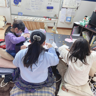 赤間西コミセン裏、4歳からシニアのための英語教室 - 英語