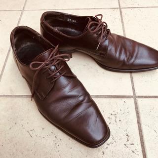 革靴 イタリア製
